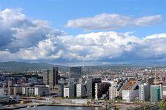 An Oslo Getaway: A Conversation with Veronica James