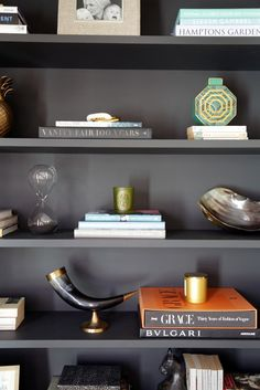 Before and After: Louise Roe's Stunning Study via @domainehome