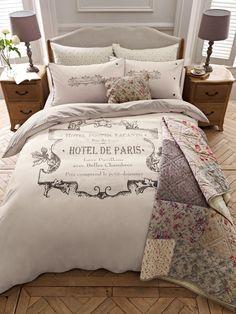 Buy Paris Print Bed Set From The Next UK Online Shop
