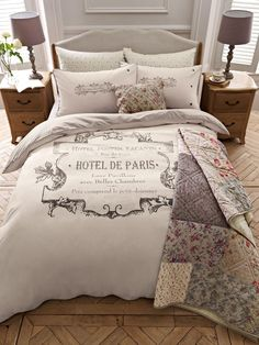 Buy Paris Print Bed Set From The Next UK Online Shop