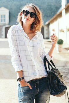 4ea43c7b7b98 Idée originale comment s habiller Tenue Décontractée Femme, Mode Femme, Mode  Décontractée,
