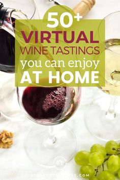 Enjoy trying wine tasting at home and learning about winemaking when you tune into one of these virtual wine tasting events hosted by wineries across the US. Wine Tasting Experience, California Wine, California Travel, Wine Tasting Events, Wine Packaging, Feeding A Crowd, Good Enough To Eat, I Want To Eat, Food Photo
