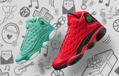 Take a Look at the Air Jordan 13 'What Is Love' Pack