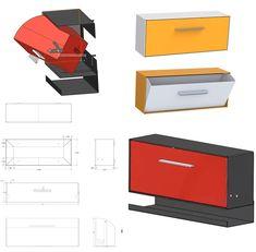 modbox - modern mailbox by Greg Kelly — Kickstarter