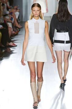 Victoria Beckham Spring 2013 RTW Collection - Fashion on TheCut