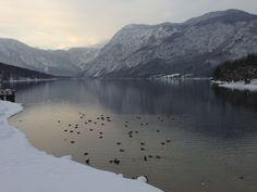 bohinj's Lake slovenia