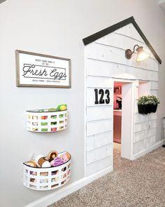 Unusual Kids Playroom Design Ideas 24 - Home Decor Ideas 2020 Modern Playroom, Playroom Design, Basement Bedrooms, Kids Bedroom, Basement Bathroom, Basement Ceilings, Basement Apartment, Apartment Kitchen, Kids Wall Decor