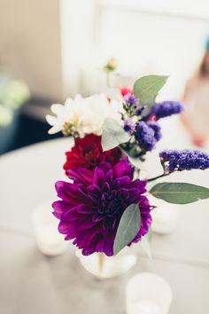 Bohemian Fall Wedding from Carly Bish