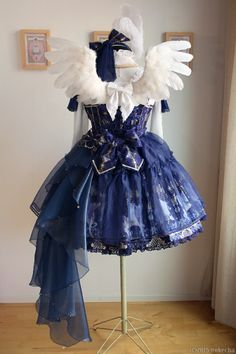 I love the wings! I am hoping to maybe someday do something like this for a Luna from MLP cosplay too.