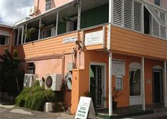 Juma's Restaurant in Speightstown Barbados, Restaurant Bar, Caribbean, Restaurants, Multi Story Building, French, Outdoor Decor, Home Decor, Decoration Home