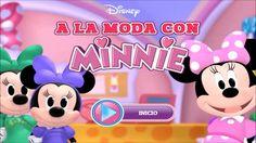 La Casa de Mickey Mouse 2015 A la moda con Minnie - Juegos en Español Capitulos Completos