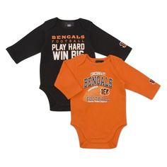 Cincinnati Bengals Long Sleeve Infant 2 Pack Onesies (0-3 Months) Gerber,http://www.amazon.com/dp/B00ELQLNZ0/ref=cm_sw_r_pi_dp_UcFCsb1GQKV6VSW6
