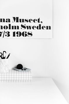 Via NordicDays.nl | MyDubio | Home Office | White | HAY | Warhol
