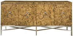 Vanguard Furniture: W330S-NB Allerton Console