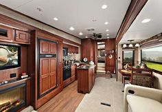 5th+wheel+interiors | 5th wheels fully appointed luxurious fifth wheels with beyond the