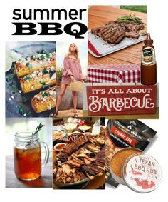 """""""Summer BBQ"""" by mcallenelrivera ❤ liked on Polyvore featuring interior, interiors, interior design, home, home decor, interior decorating, Sur La Table, Tovolo and summerbbq"""