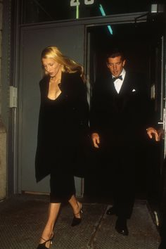 How to Dress Like Carolyn Bessette-Kennedy