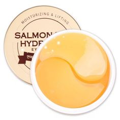 Salmon Egg Hydrogel Eye Patch by botanic farm