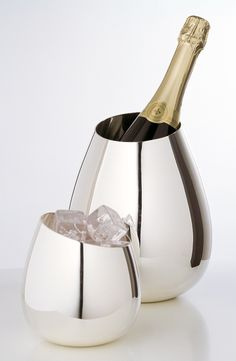 """Attraction"" Champagne cooler and ice bucket"