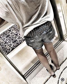 Je te présente le short Parfait  shop le sur le blog www.dorisknowsfashion.com rubrique shop mon look ou via @liketoknow.it  En suivant Ce Lien http://liketk.it/2srob #liketkit #LTKeurope #LTKunder50 #LTKstyletip #short #boheme