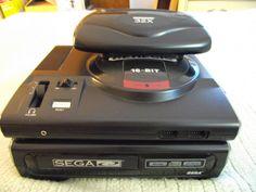 Sega Cd, Retro Gamer, Me Tv, Sega Genesis, Gaming Setup, Video Game, Console, Psychology, Display
