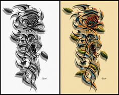 womens+tatoos+with+color | tattoos... (the last picture is still in progress-gotta get the color ...