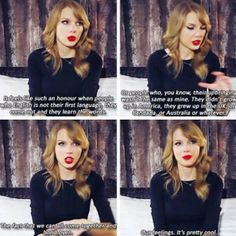 Ohmygosh she is the sweetest <3