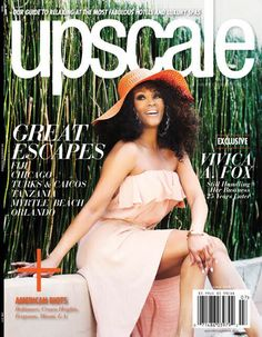 Vivica Fox covering Upscale Magazine Celebrity Pictures, Celebrity News, Upscale Magazine, Fox Actress, Vivica Fox, Black Magazine, Black Actresses, Cover Model, Celebs