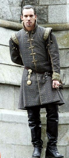 The Tudors King Henry played by Johnathan Rhys Meyers