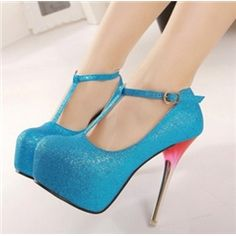 Ericdress Bright Shining Night Club Prom Shoes
