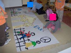 ΟΜΑΔΙΚΗ ΕΡΓΑΣΙΑ ΓΙΑ ΤΟ ΠΟΛΥΤΕΧΝΕΙΟ November 17, Preschool Themes, In Kindergarten, Pre School, Kids Rugs, Activities, Blog, Decor, Decoration