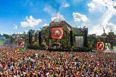 Expert Predicts Thousands Of Ticket Holders Will Mistakenly Arrive Late For Tomorrowland 2014 Tomorrow Land, Krewella, Avicii, Dance Music, Edm Music, Martin Solveig, Tomorrowland Festival, Tomorrowland Belgium, Benny Benassi