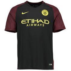 9003c5a07 Manchester City 16 17 Away Jersey Manchester City