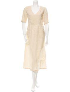 Jil Sander Casual Flare Dress