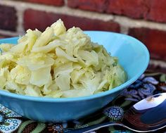 Cape Breton Cabbage, a quick, easy way to cook cabbage for a delicious side dish, way more than the sum of its parts. Low Carb. Vegetarian. Gluten Free. For Weight Watchers, SmartPoints 3.