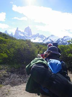 フィッツロイ山。~アルゼンチン・パタゴニア~ Fitzroy Argentine 2