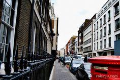 10 rincones de #Londres que inspiraron canciones