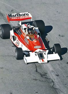 1976 James Hunt; Mc Laren M23 Ford