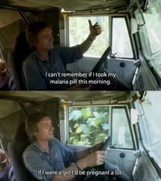 Richard Hammond..seen 2 episodes of this show and love him so much
