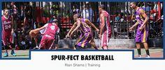 Spur-Fect Basketball