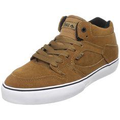 Emerica Men's Hsu Skate Shoe - Camel