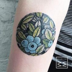 #msummer #sashatattooingstudio #tattoo #spb #tattooing #dotwork #colors #nature