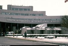 "Greater Pittsburgh International Airport, or Later. It was in the early that it got the ""International"" designation. Prior to that, it could only accept domestic flights. Sorry to see this beautiful structure go, but it outgrew itself. Pittsburgh City, Pittsburgh Steelers, Pittsburgh Neighborhoods, Pennsylvania History, Pittsburg Pennsylvania, Pittsburgh International Airport, Domestic Flights, Best Places To Live, Aircraft Pictures"
