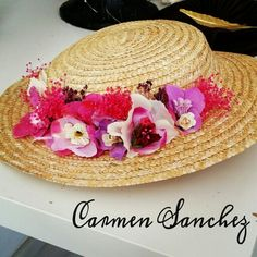 Sombreritos carmen sanchez