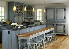 - Swedish Inspired :: Timeless Kitchen Cabinetry