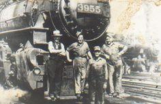 steubenville, ohio | Train Crew, Steubenville, Ohio | Family Old Photos - Genealogy Photo ...