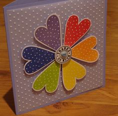 Thanks - Heartfelt Challenge by Lucy Abrams, via Flickr