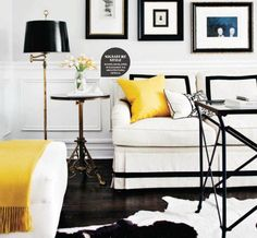 {lusting: sofas with contrasting details}