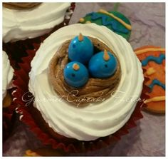 Cupcakes con woppers