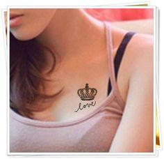 40 Brilhantes e Magníficas Imperiais Tatuagens De Coroas